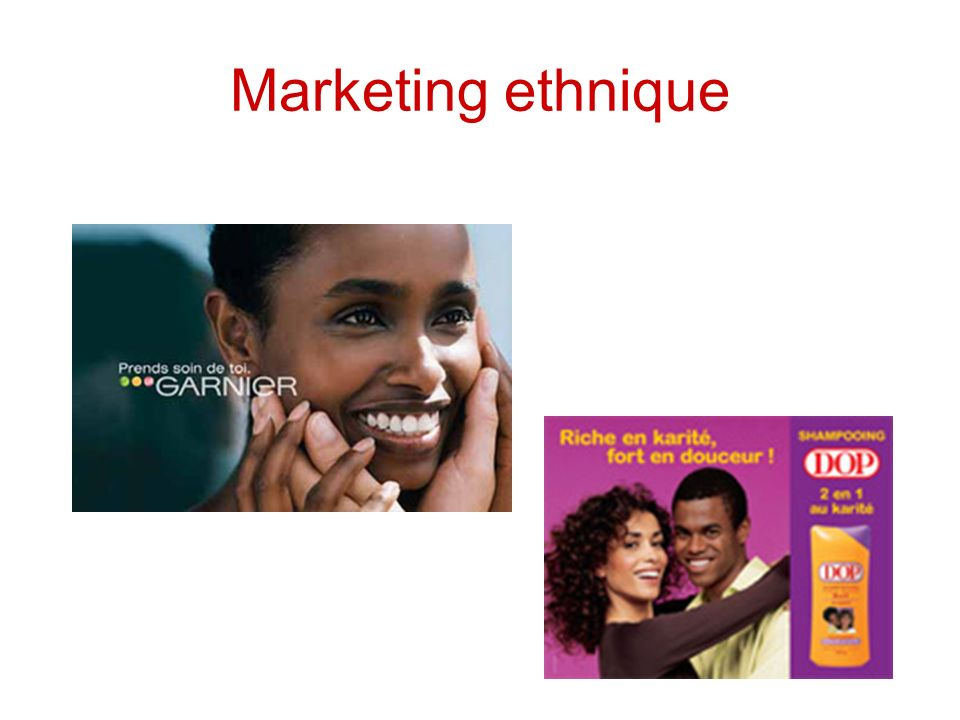 Marketing ethnique
