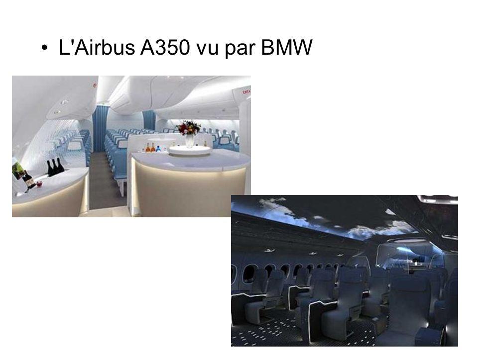 L Airbus A350 vu par BMW