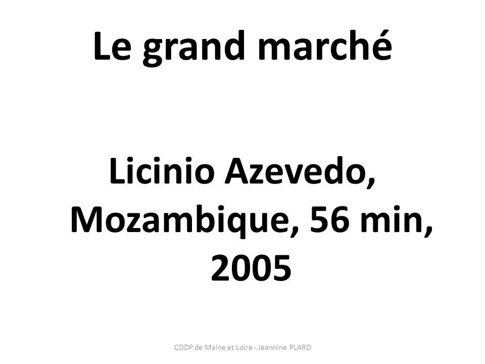 Licinio Azevedo, Mozambique, 56 min, 2005