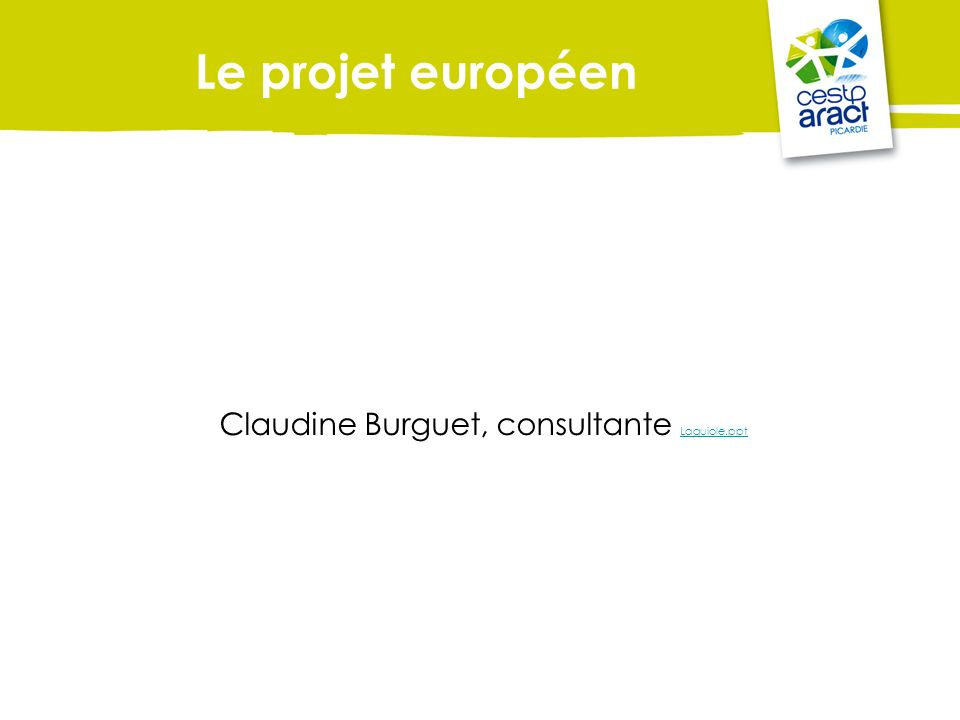 Claudine Burguet, consultante Laguiole.ppt