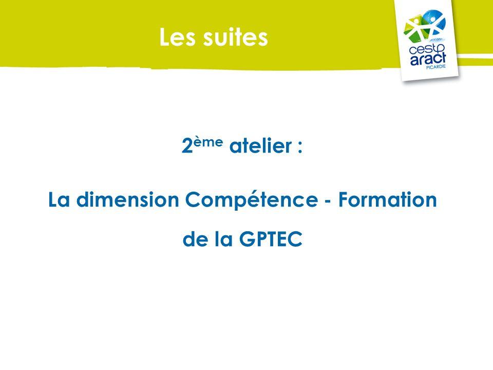 La dimension Compétence - Formation