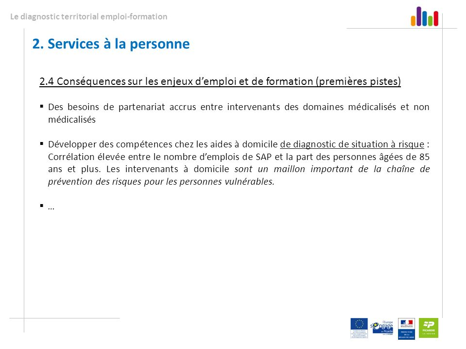 Le diagnostic territorial emploi-formation