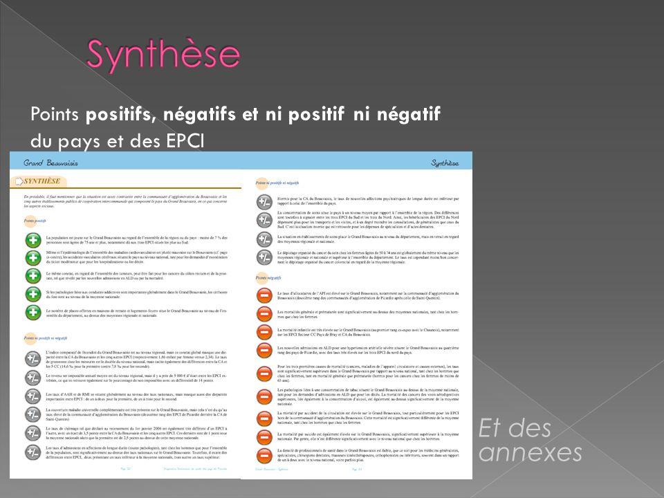 Synthèse Et des annexes
