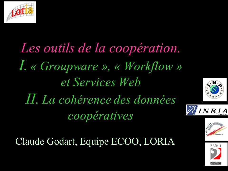 Claude Godart, Equipe ECOO, LORIA