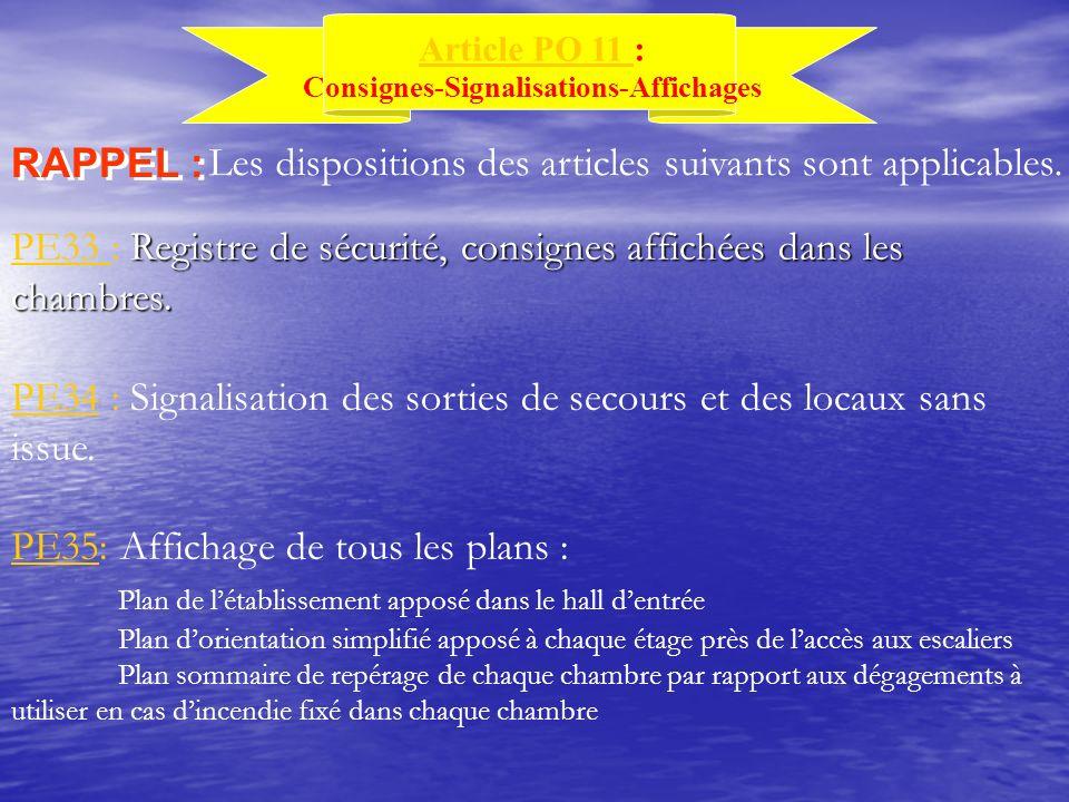 Consignes-Signalisations-Affichages