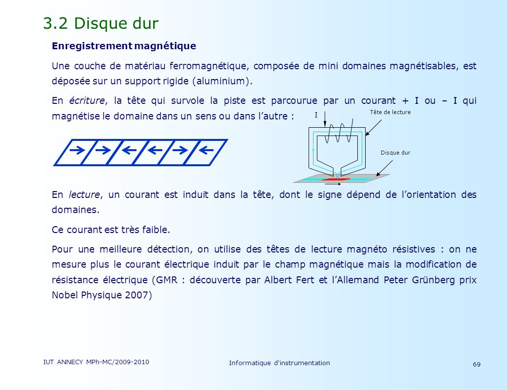 informatique d u0026 39 instrumentation