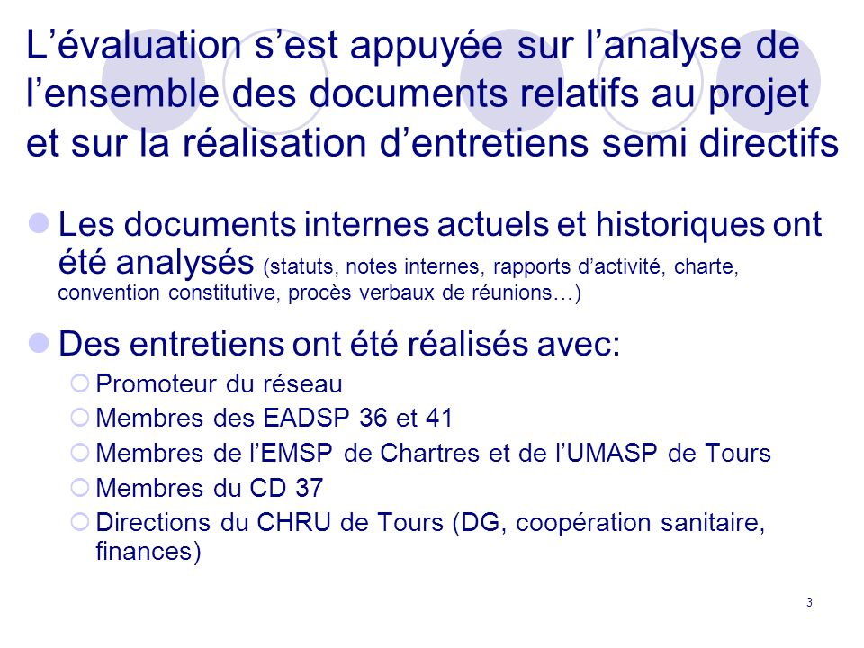 rapport devaluation du reseau de soins palliatifs en With l ensemble des documents
