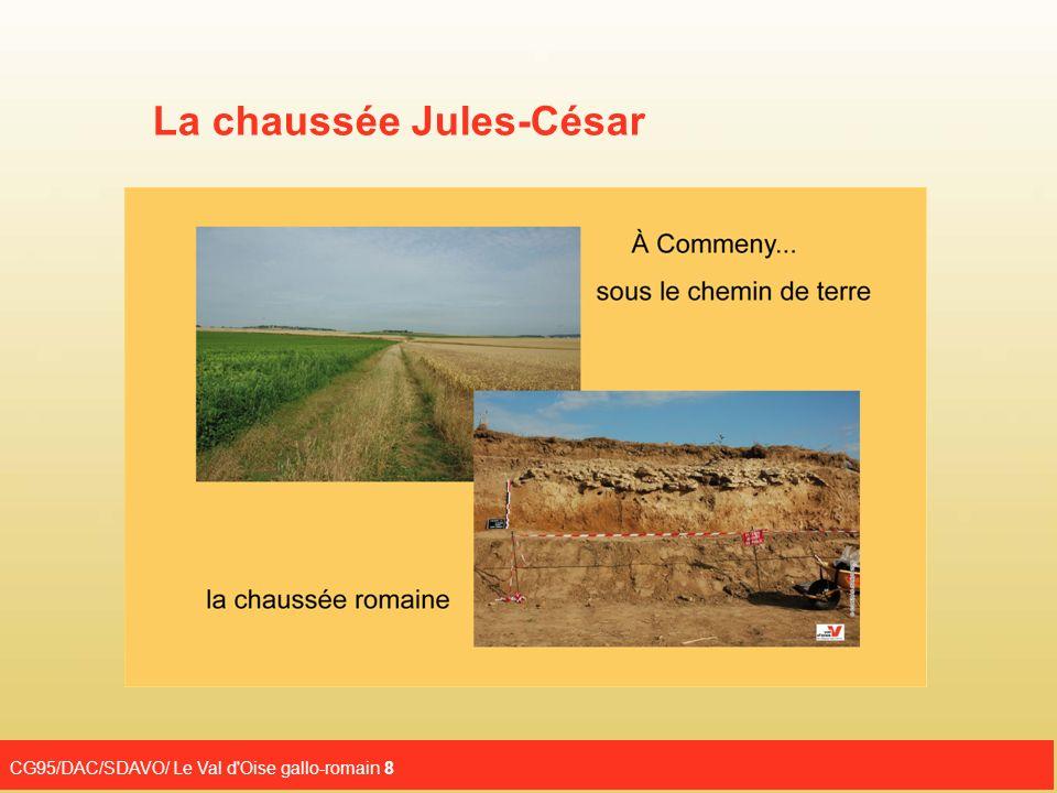 La chaussée Jules-César