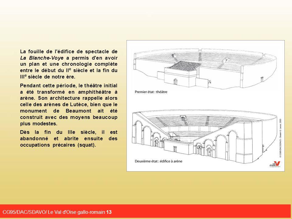 CG95/DAC/SDAVO/ Le Val d Oise gallo-romain 13