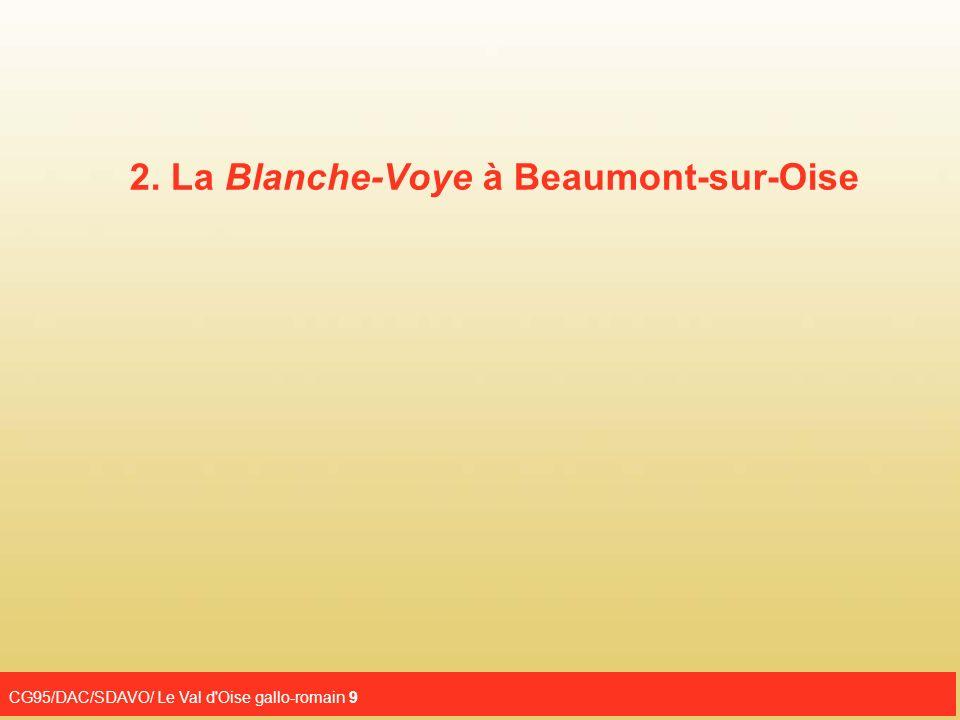 2. La Blanche-Voye à Beaumont-sur-Oise