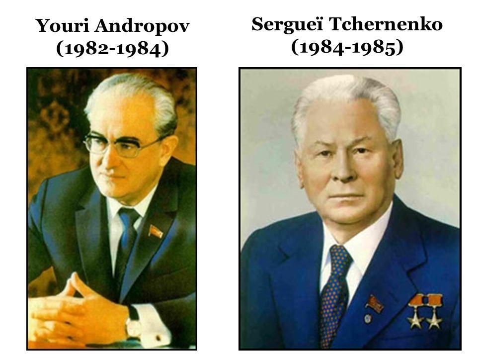 Sergueï Tchernenko (1984-1985)