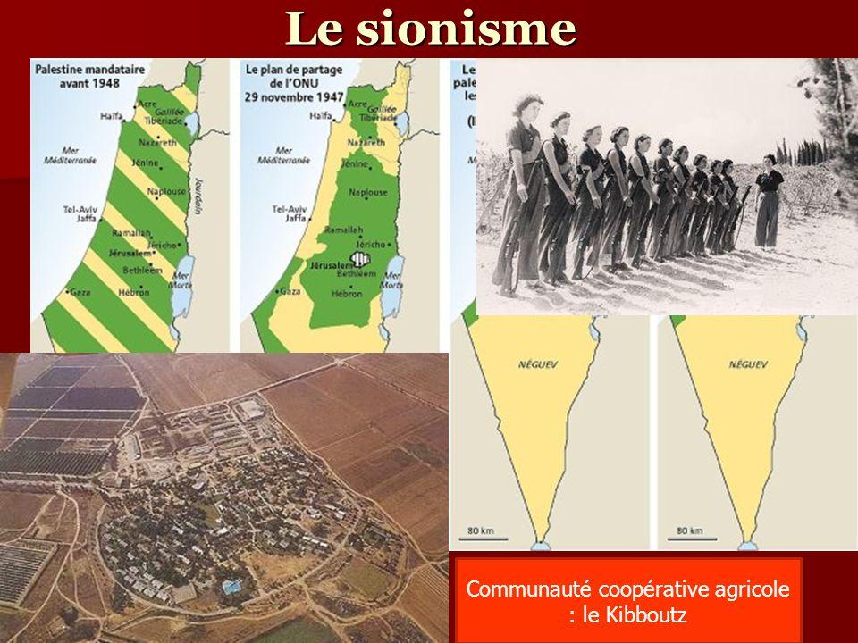Communauté coopérative agricole : le Kibboutz