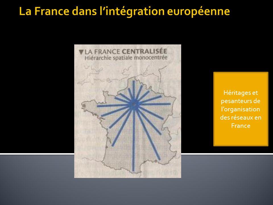 La France dans l'intégration européenne