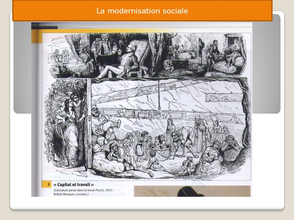 La modernisation sociale