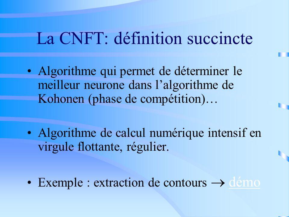 La CNFT: définition succincte