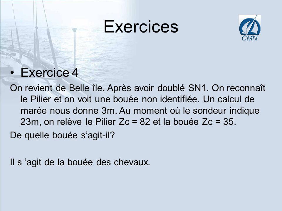 Exercices Exercice 4.