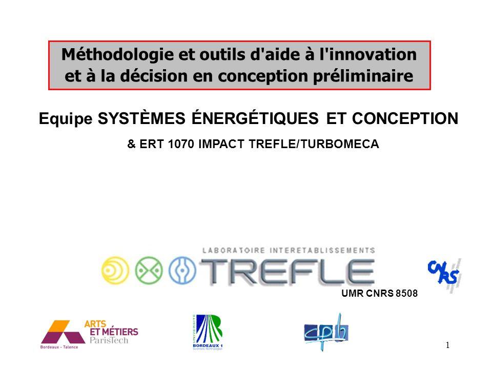 Méthodologie et outils d aide à l innovation