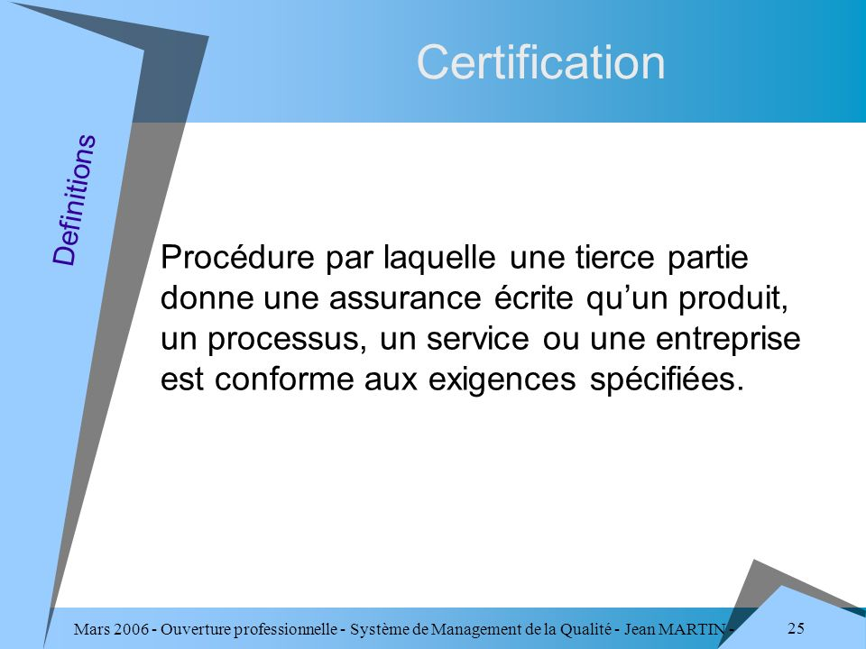 CertificationDefinitions.
