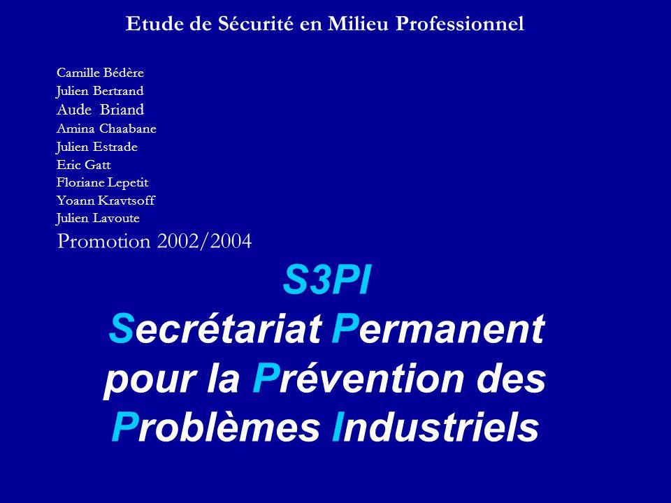 Secrétariat Permanent pour la Prévention des Problèmes Industriels