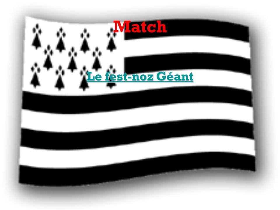 Match Le fest-noz Géant