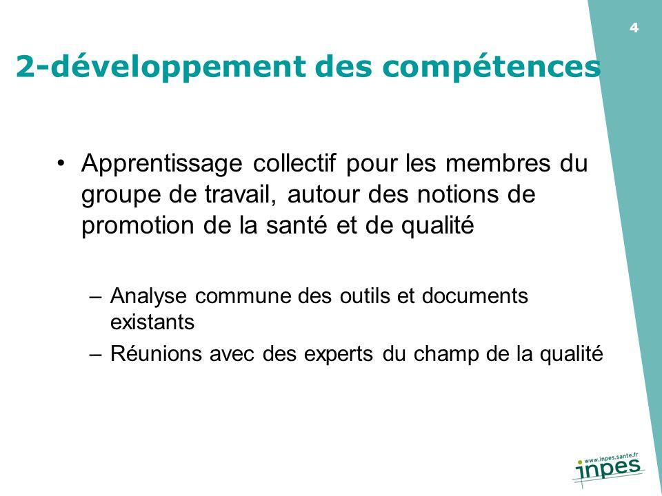 2-développement des compétences