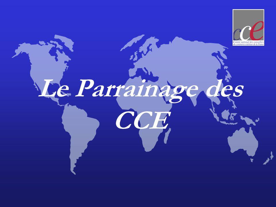 Le Parrainage des CCE