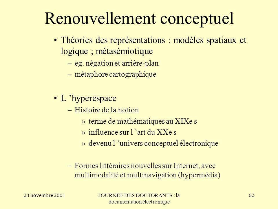 Renouvellement conceptuel