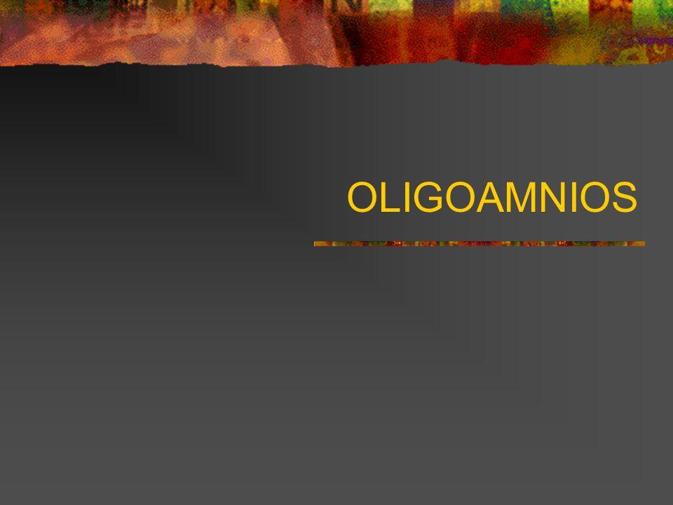 OLIGOAMNIOS