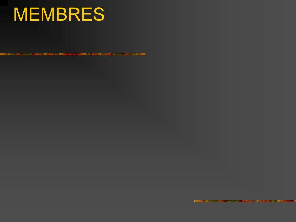 B/ DEFORMATION DES MEMBRES