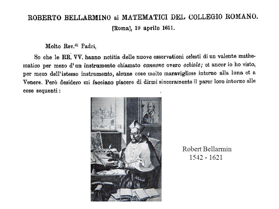 Robert Bellarmin 1542 - 1621