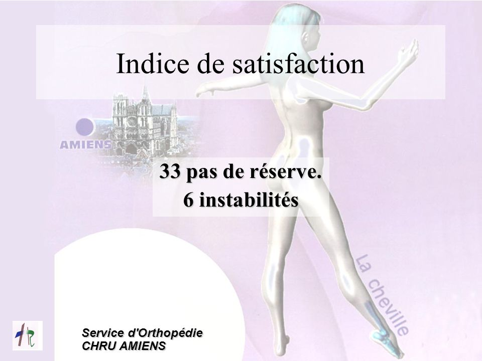 Indice de satisfaction