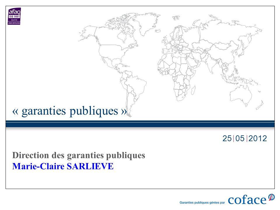 « garanties publiques »