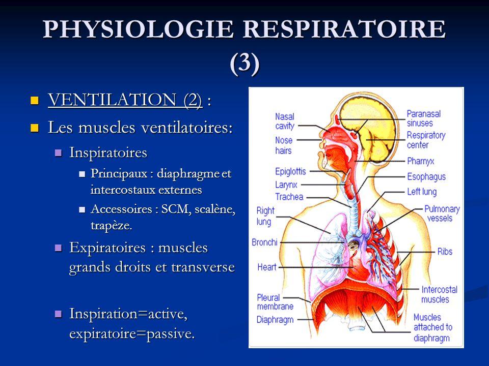 PHYSIOLOGIE RESPIRATOIRE (3)