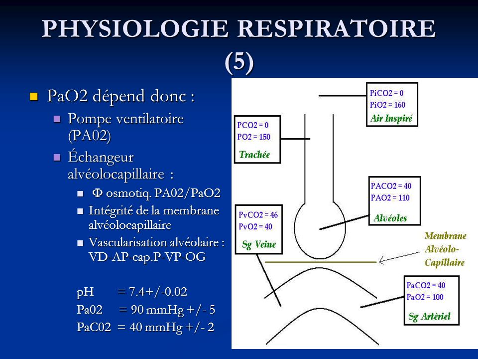 detresse respiratoire aigue