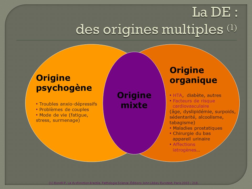 La DE : des origines multiples (1)