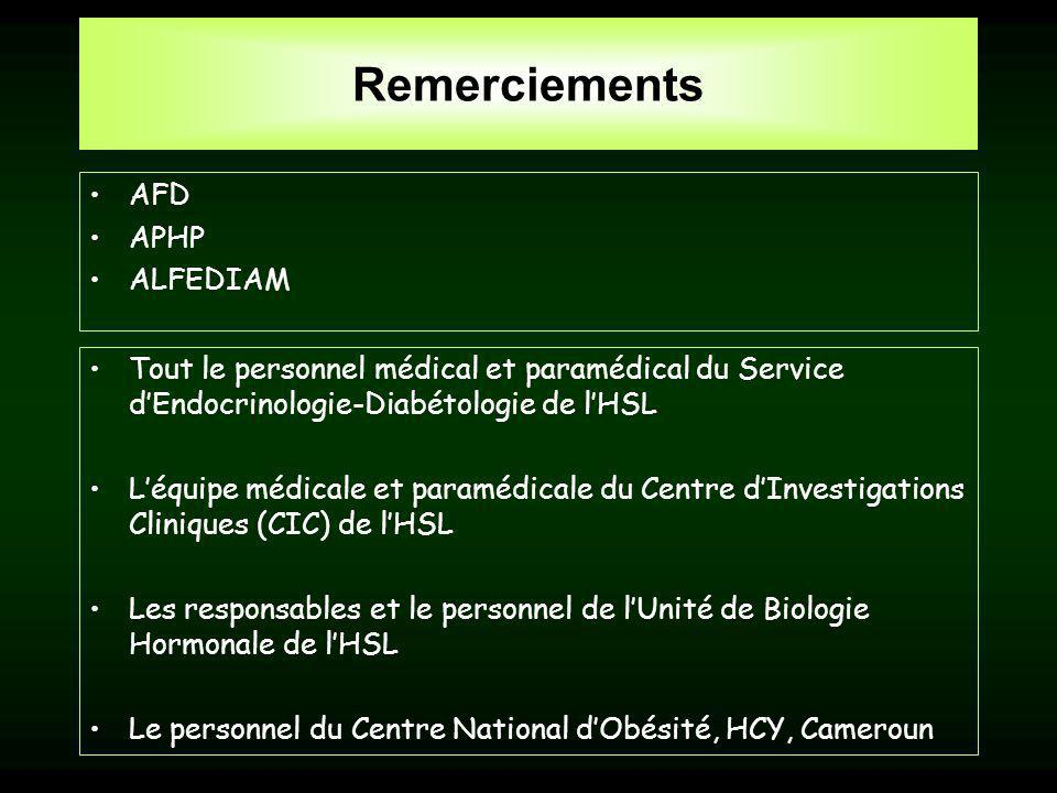 Remerciements AFD APHP ALFEDIAM