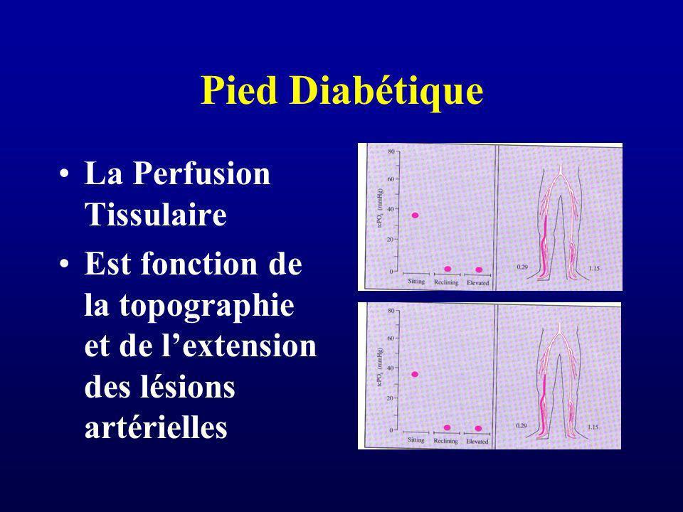 Pied Diabétique La Perfusion Tissulaire