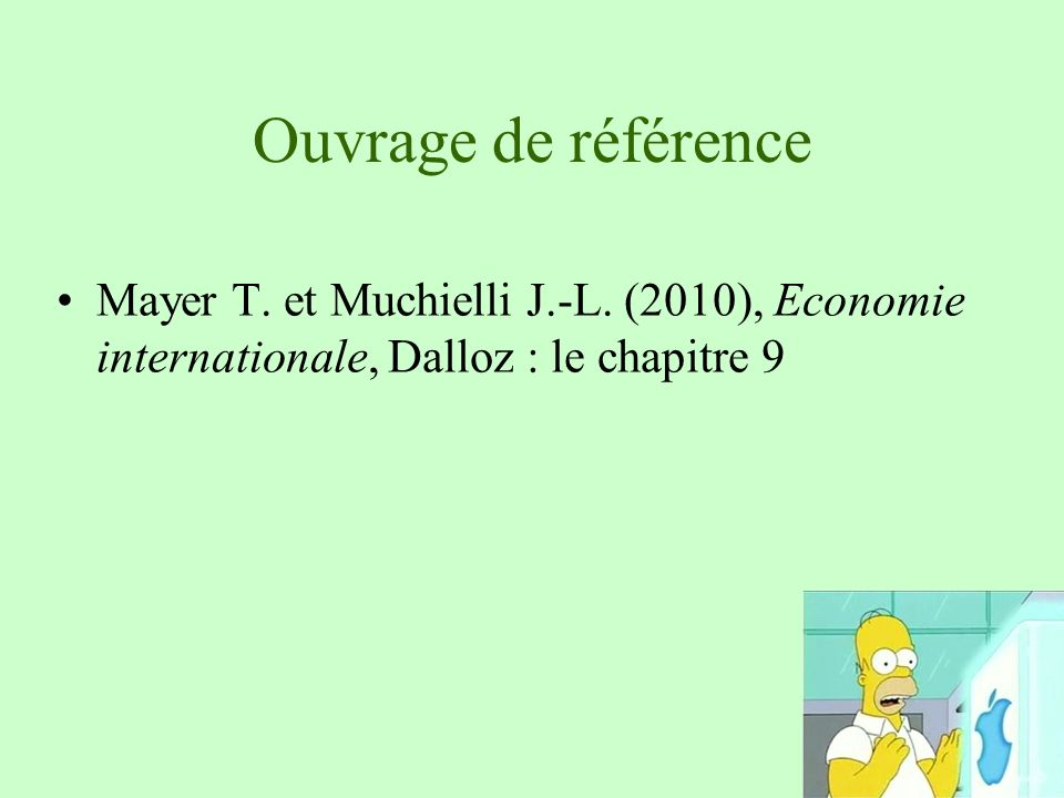 Ouvrage de référence Mayer T. et Muchielli J.-L.