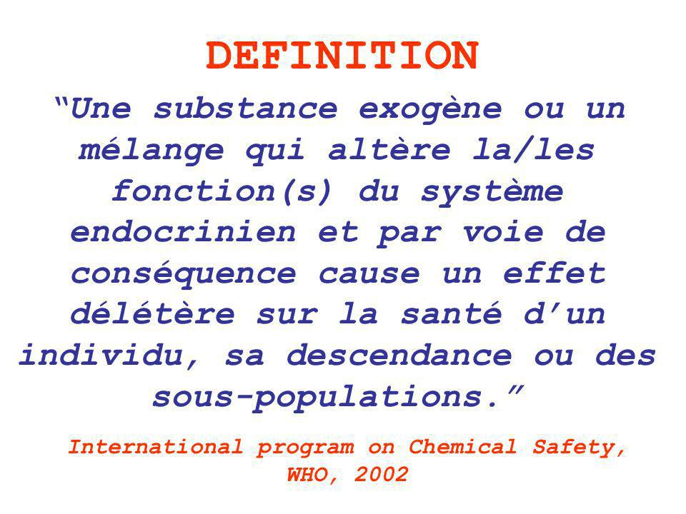 International program on Chemical Safety,