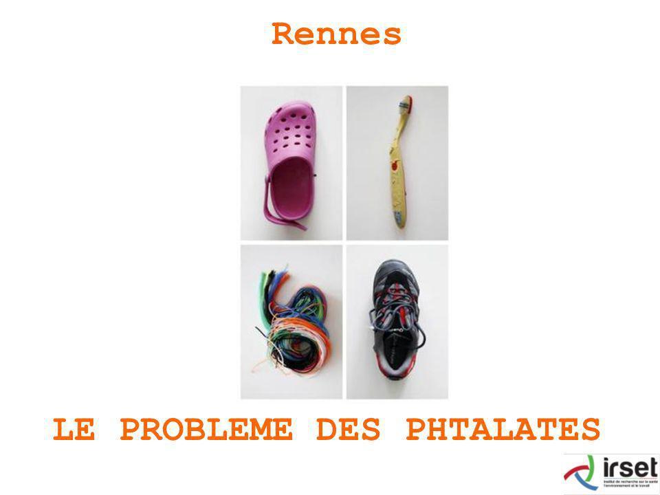 LE PROBLEME DES PHTALATES