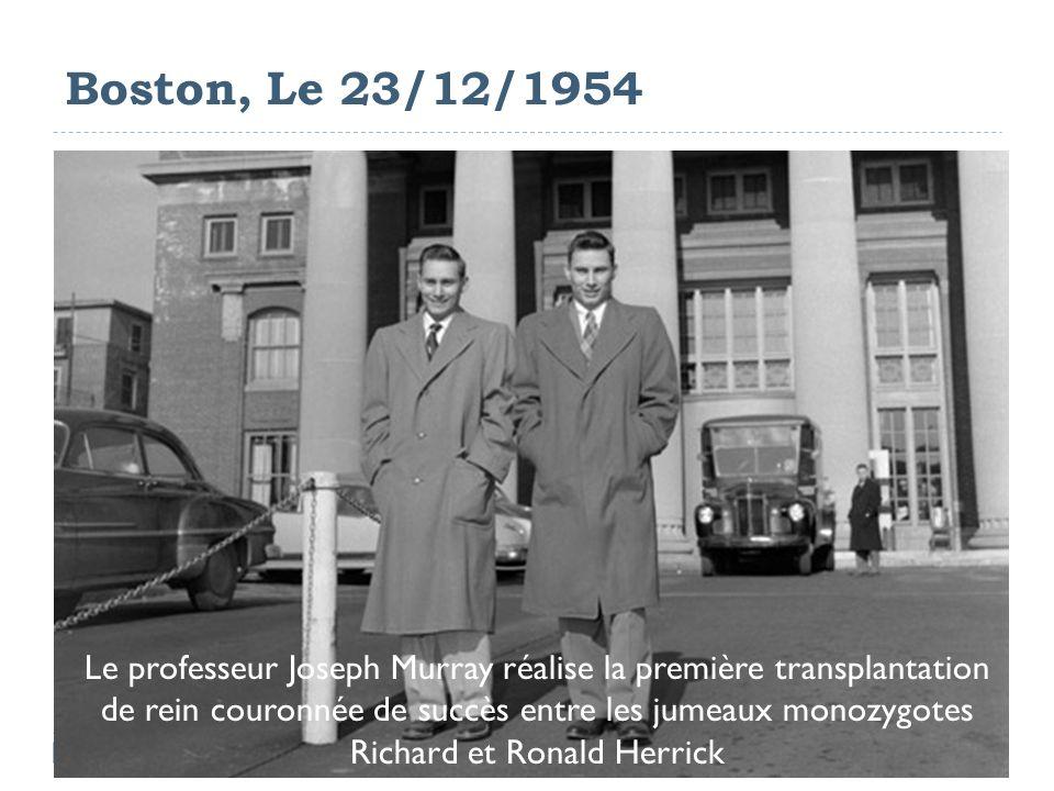 Boston, Le 23/12/1954