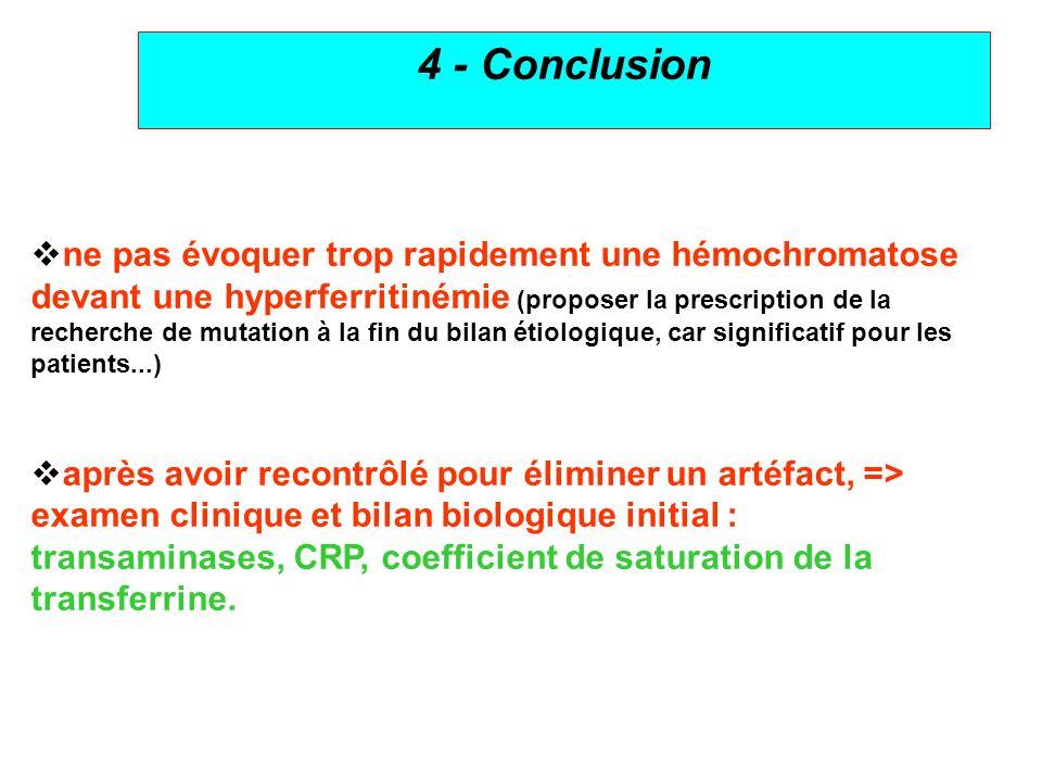 4 - Conclusion