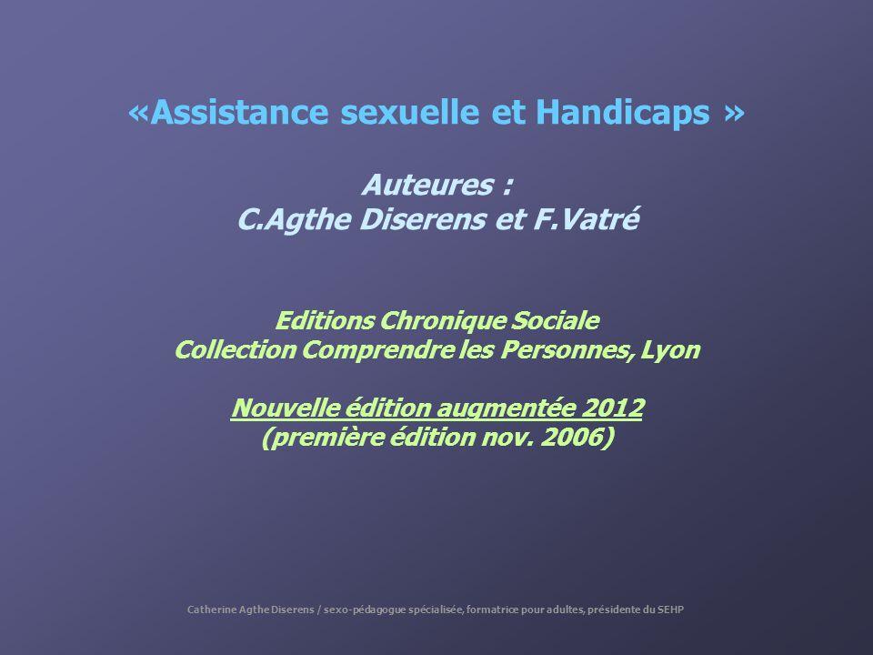 «Assistance sexuelle et Handicaps »