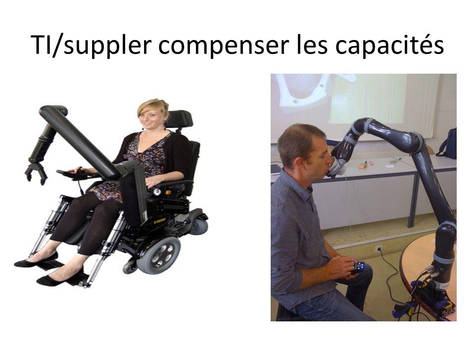 TI/suppler compenser les capacités