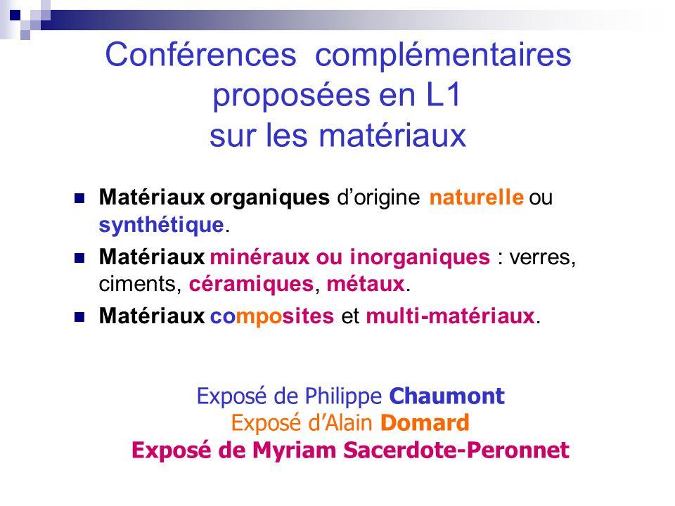 Les materiaux inorganiques ppt t l charger - Materiaux net ...