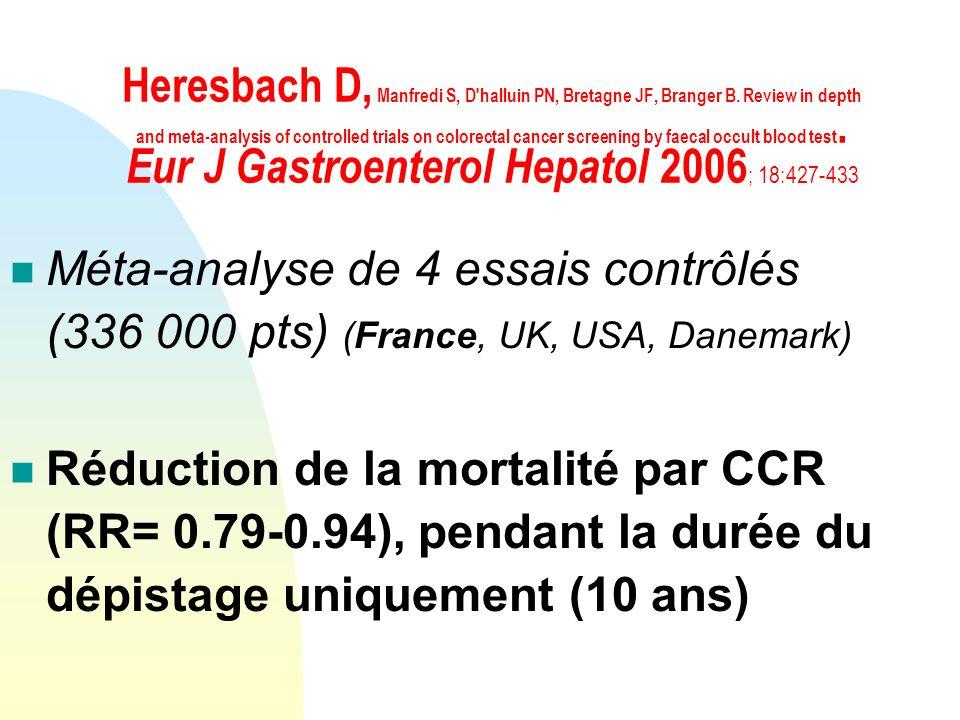 Heresbach D, Manfredi S, D halluin PN, Bretagne JF, Branger B