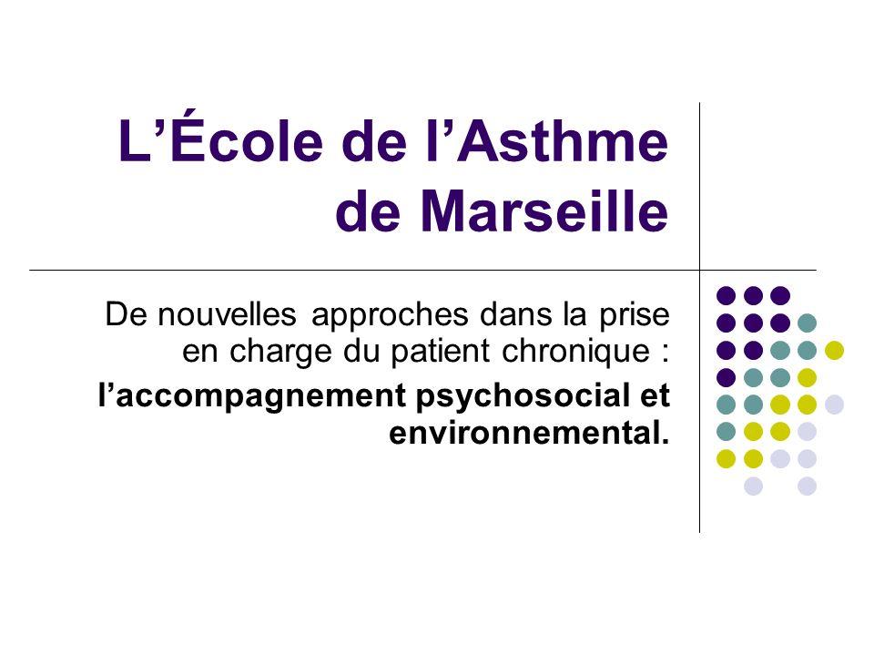 L'École de l'Asthme de Marseille