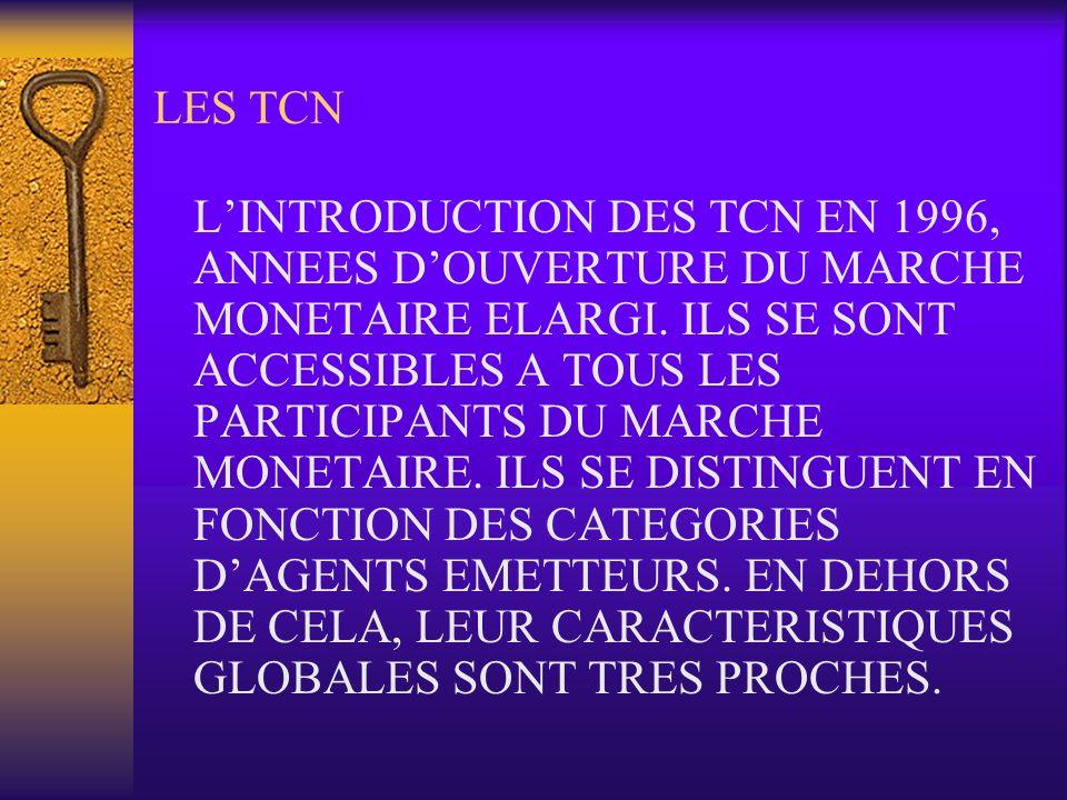 LES TCN