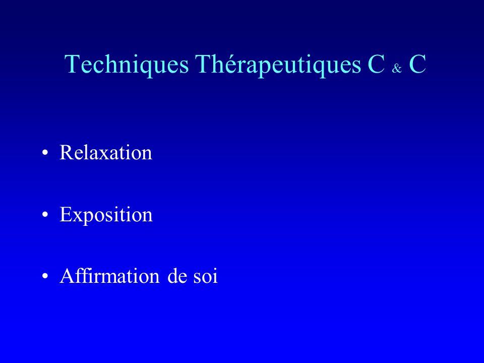 Techniques Thérapeutiques C & C