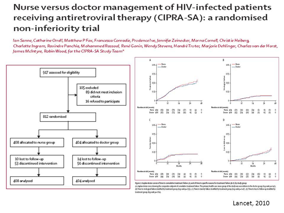 Lancet, 2010